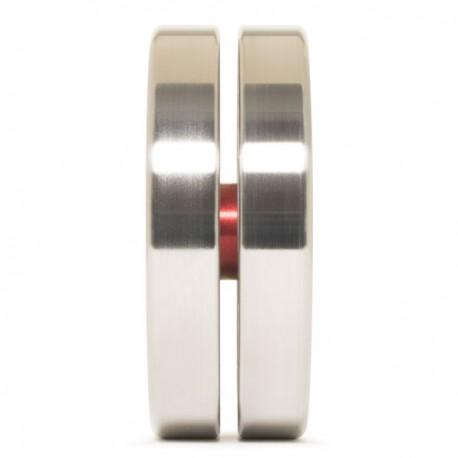 Luftverk Micra Multiform DS1 Square Raw Titanium