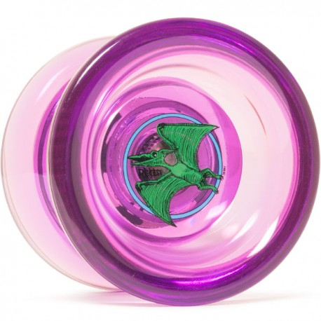 Recess First Base Translucent Purple