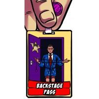 MonkeyfingeR Backstage Pass
