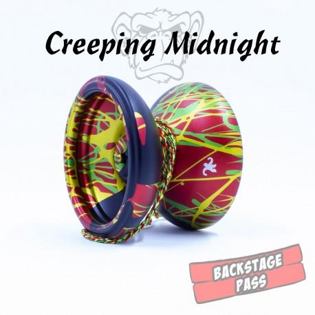 MonkeyfingeR Backstage Pass Creeping Midnight