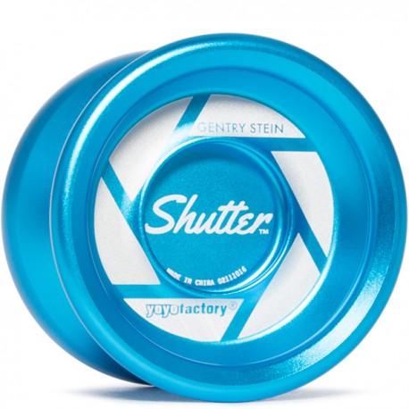 YoYoFactory Shutter Aqua