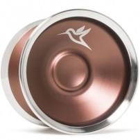 Yoyofriends Hummingbird Brown / Stainless Steel Rims