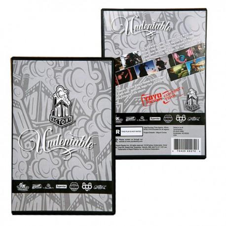 YoyoFactory DVD Undeniable