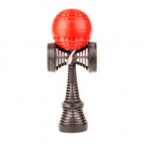 CATCHY Air Kendama Black / Red Tama