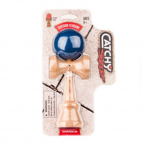 CATCHY Street Kendama Blue 03