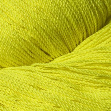 100 Cuerdas Tipo 6. 100% Poliéster. Amarillo