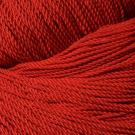 100 Yo-Yo String Type 6. 100% Polyester. Red