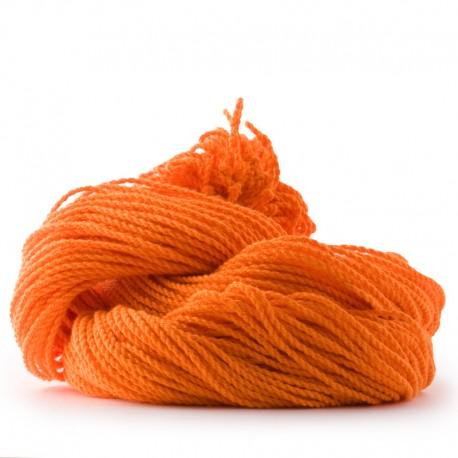 100 Cuerdas Tipo 6. 100% Poliéster. Naranja