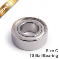 One Drop 10 Ball Bearing Size C
