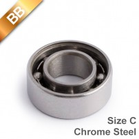 BB Chrome Steel Size C