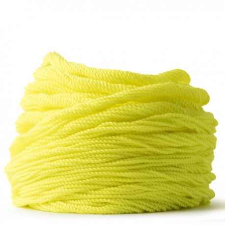 100 Counts Kitty String. NORMAL. Yellow