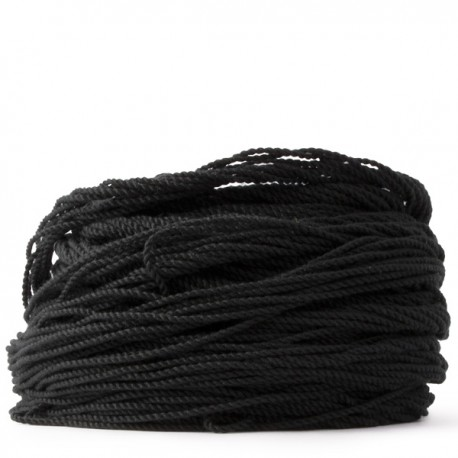 100 Cuerdas Kitty String. FAT. Black