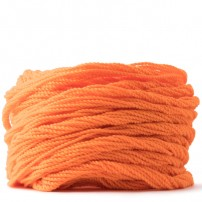 100 Counts Kitty String. FAT. Orange