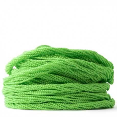 Kitty String 100 Counts. XL. Lime Green