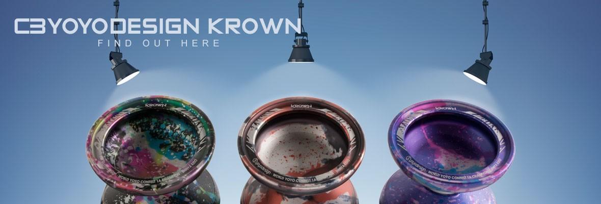C3yoyodesign Krown