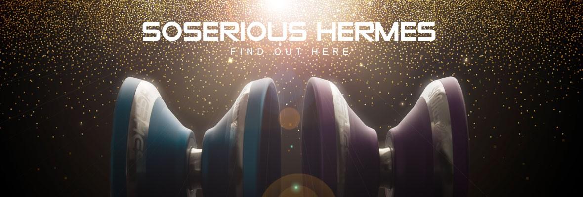 SoSerious Hermes
