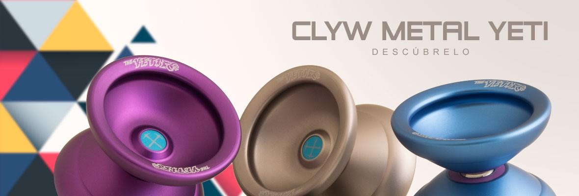 CLYW Metal Yeti