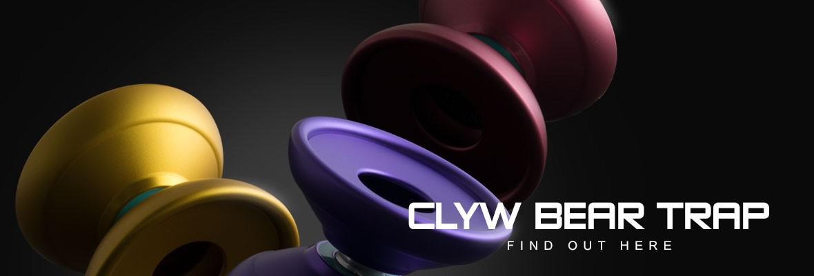 CLYW Bear Trap Purple SHAPE