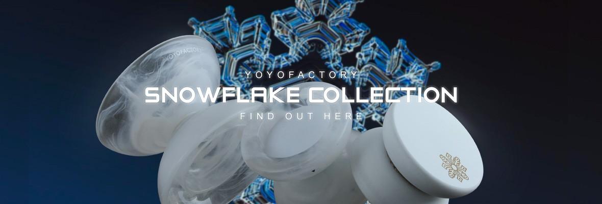 YoYoFactory Snowflake Collection
